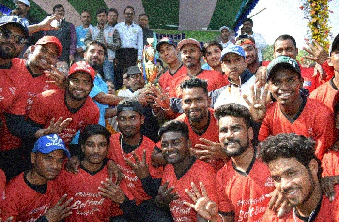 National Softball: Chhattisgarh becomes champion for 4th time