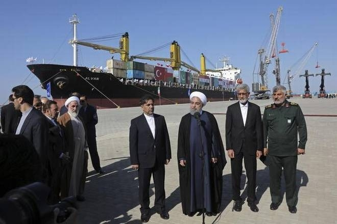 Iran inaugurates Chabahar Port