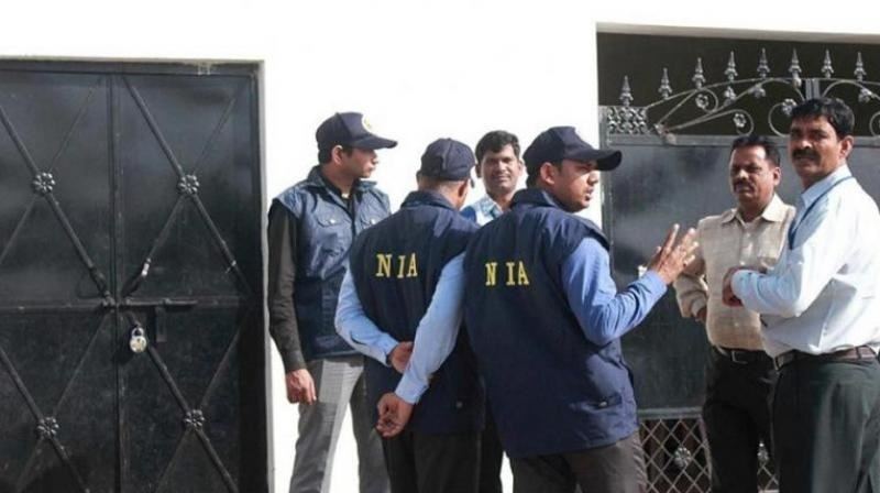 Joint team of NIA, UP Police carrying raids fired upon, pelted with stones by mob