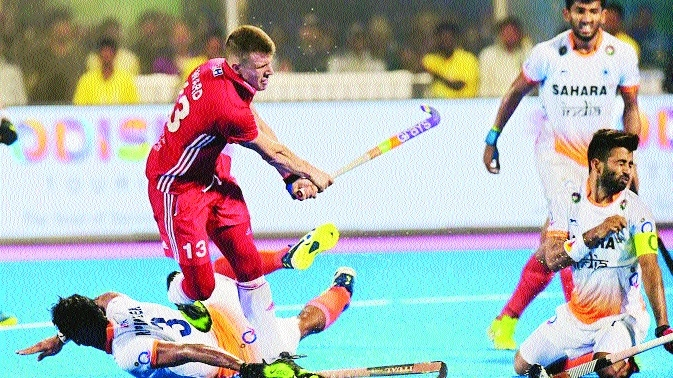 Inconsistent India eye improved show against Germany