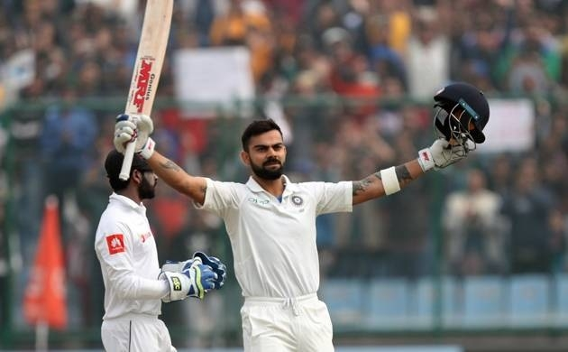 Kohli becomes first captain to score six double tons