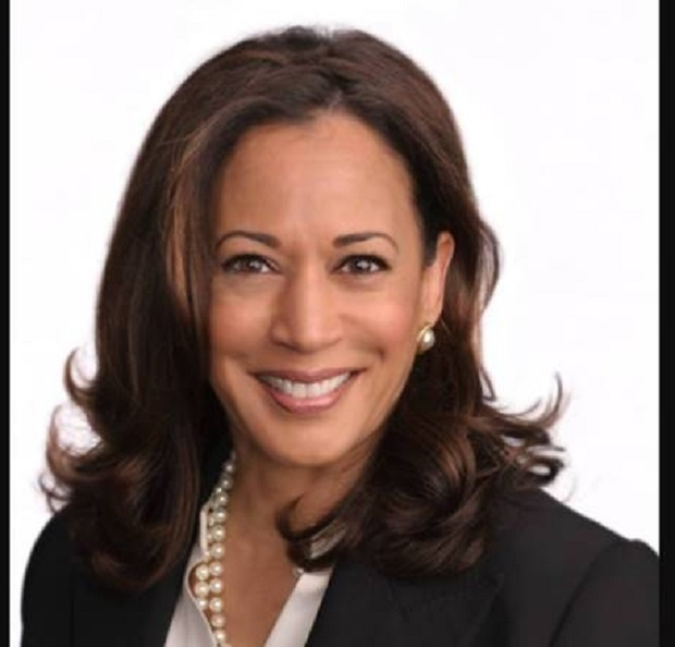 Indian-American Senator Kamala tops Leading Global Thinkers' list