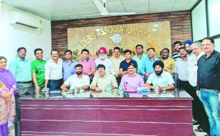 All-India Council meeting of MES Builders Assn on Dec 6