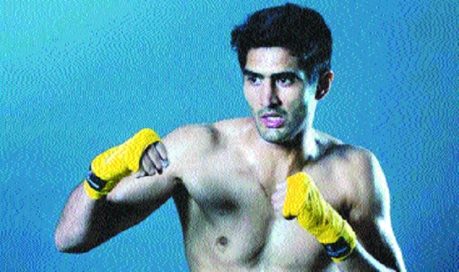 Vijender to defend title