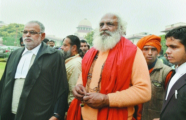 SC 'no' to put off Ayodhya case hearing till LS polls