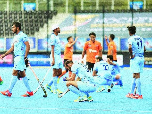 Belgium test awaits inconsistent India