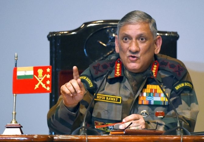 Avoid politicising Armed Forces, says Army Chief