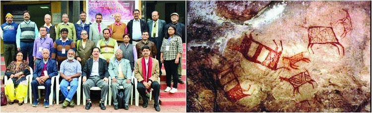 Seminar on Rock Art concludes at IGRMS