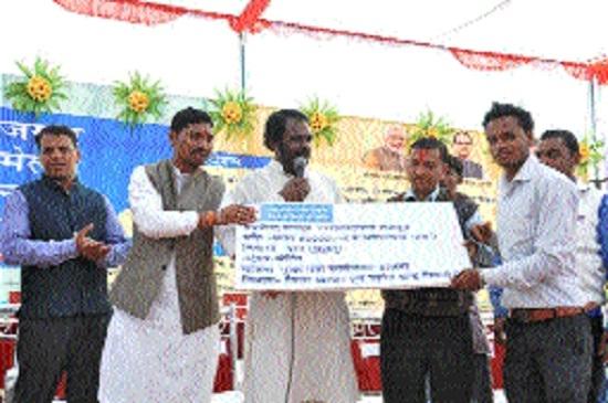 Swarozgar, Kaushal Sammelan at Dindori