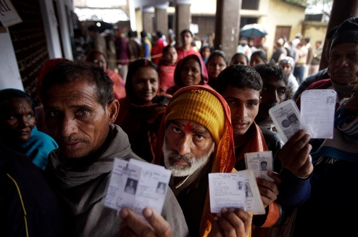 64 pc turnout in phase-1 UP polls