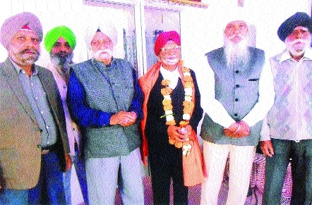 Charan Singh Kundi appointed as President of Guru Ramdas Samiti