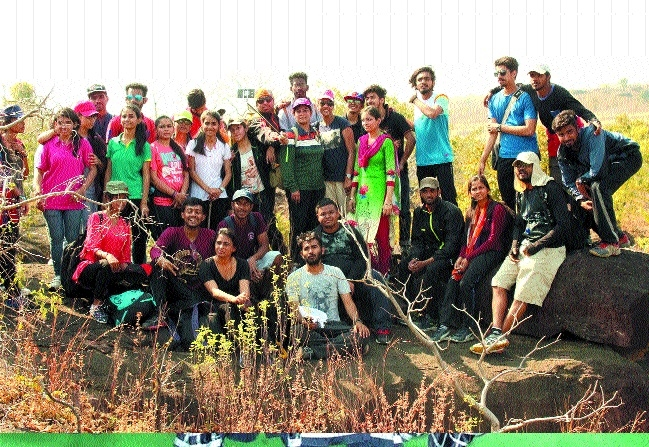 BSSS organises forest trekking trip for students