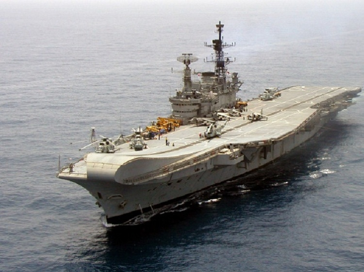 Warship INS Viraat to say goodbye to Navy on Mar 6