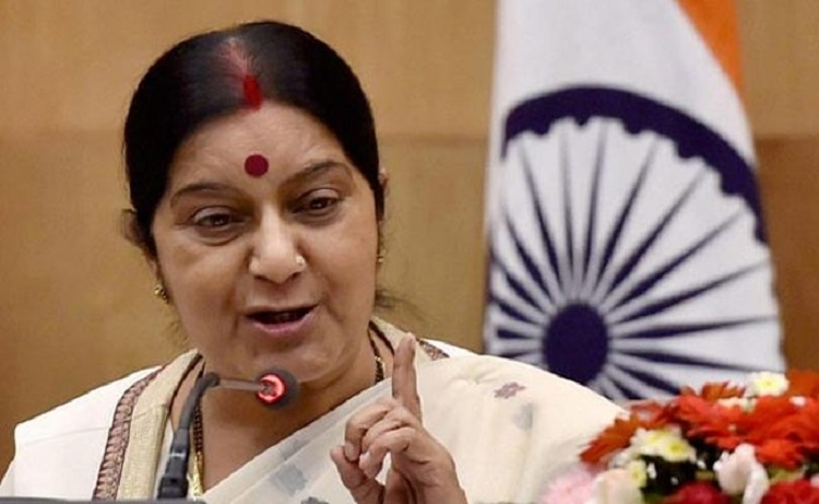Sushma, Tillerson speak over phone; resolve to work closely