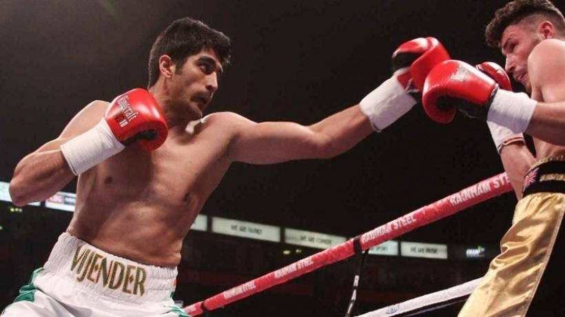 Vijender takes on Zulpikar for 2nd title