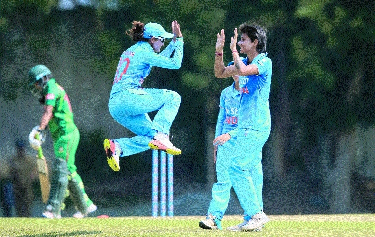 Indian women qualify for WC
