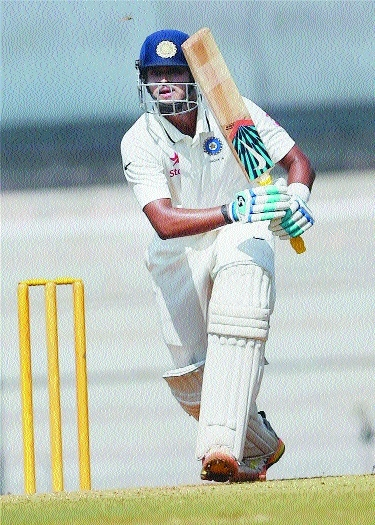 Iyer stands up to Australia