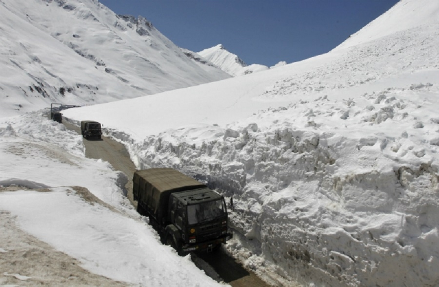 Work set to start on Zoji La tunnel