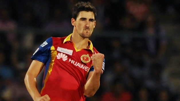 Starc pulls out of IPL, ends association with RCB