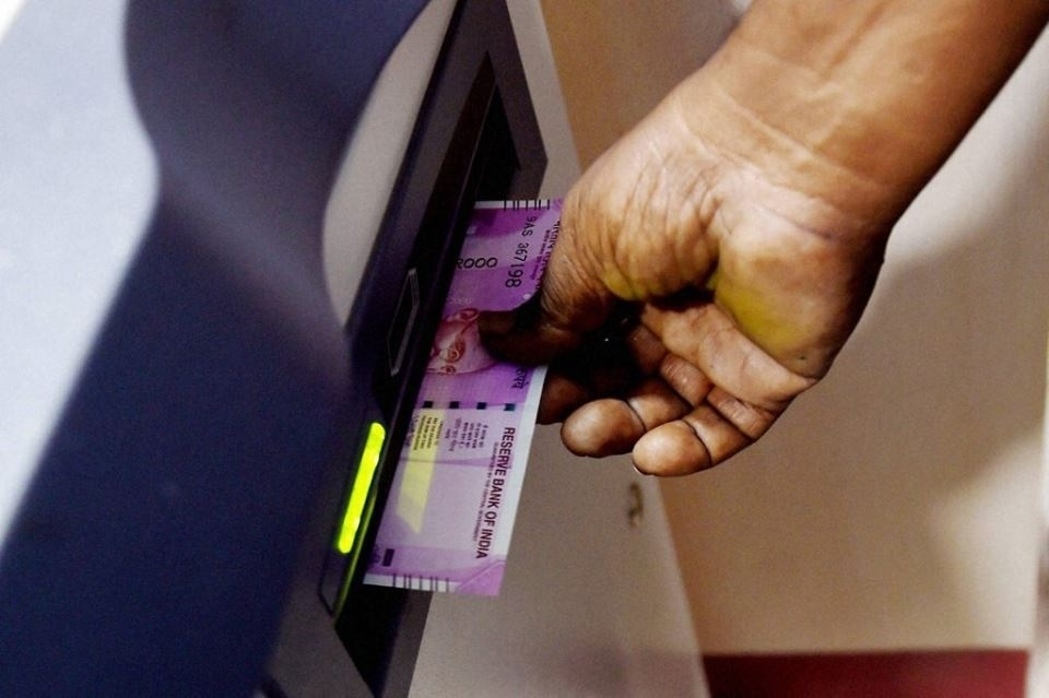 Cash withdrawal weekly limit from saving a/c goes up to Rs 50,000