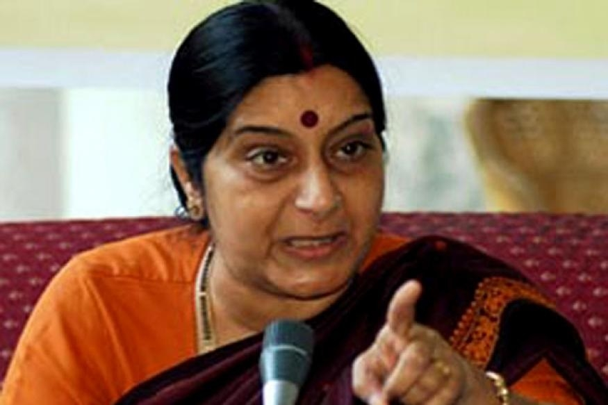 AP doctor rescued from IS clutches to return: Sushma