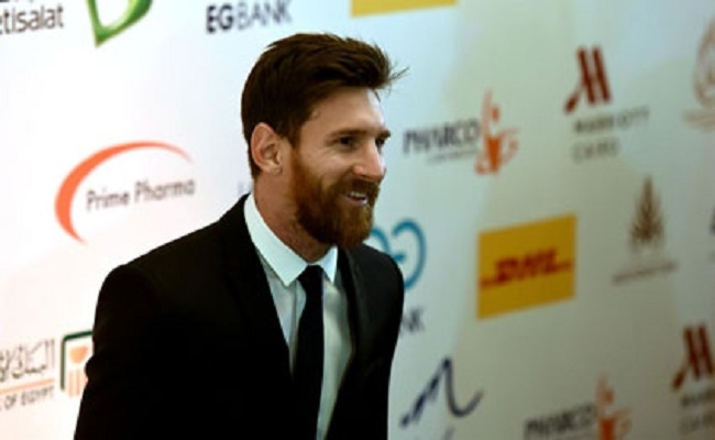 MESSI HAPPY AT BARCELONA, says ARGENTINA COACH