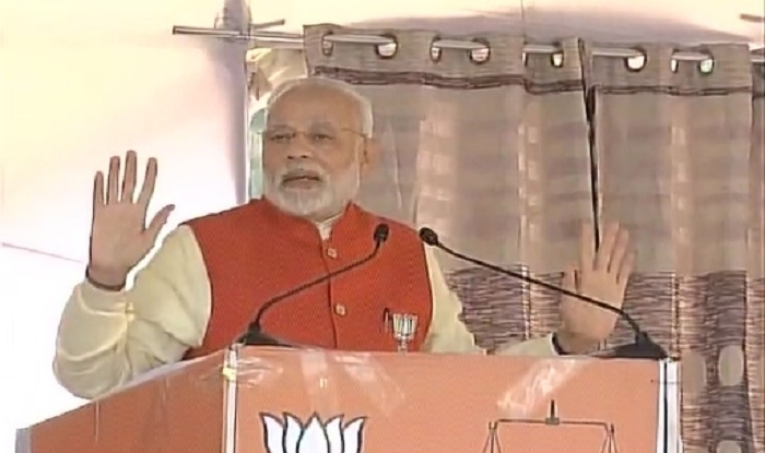 SP patronising 'copying mafia', playing with future of youth: PM