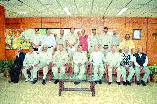 BHEL bids farewell to employees