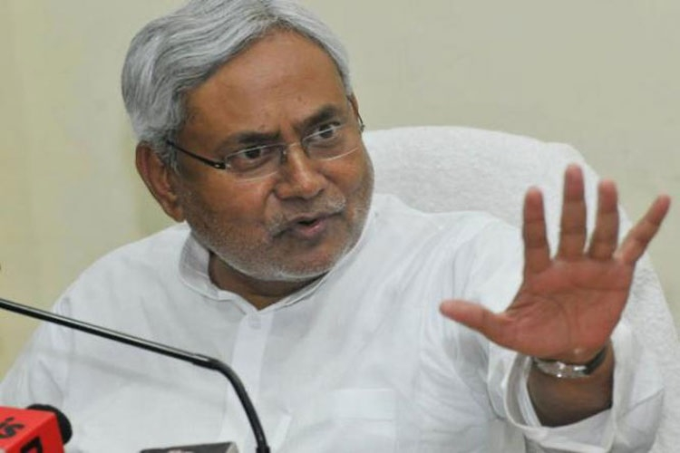 Nitish opposes Centre's inland waterways project on Ganga