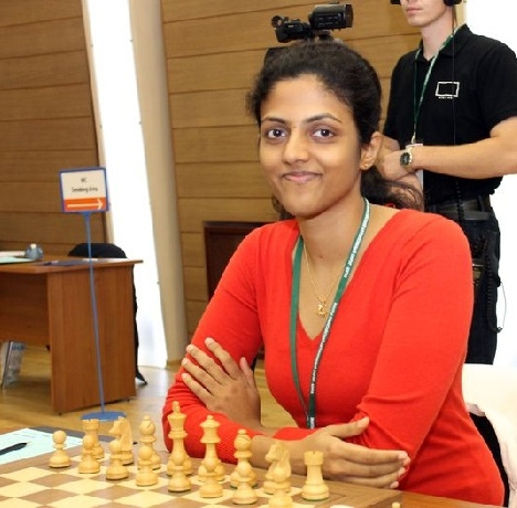 Harika back with a bang, takes semis to tie-breaker: World meet