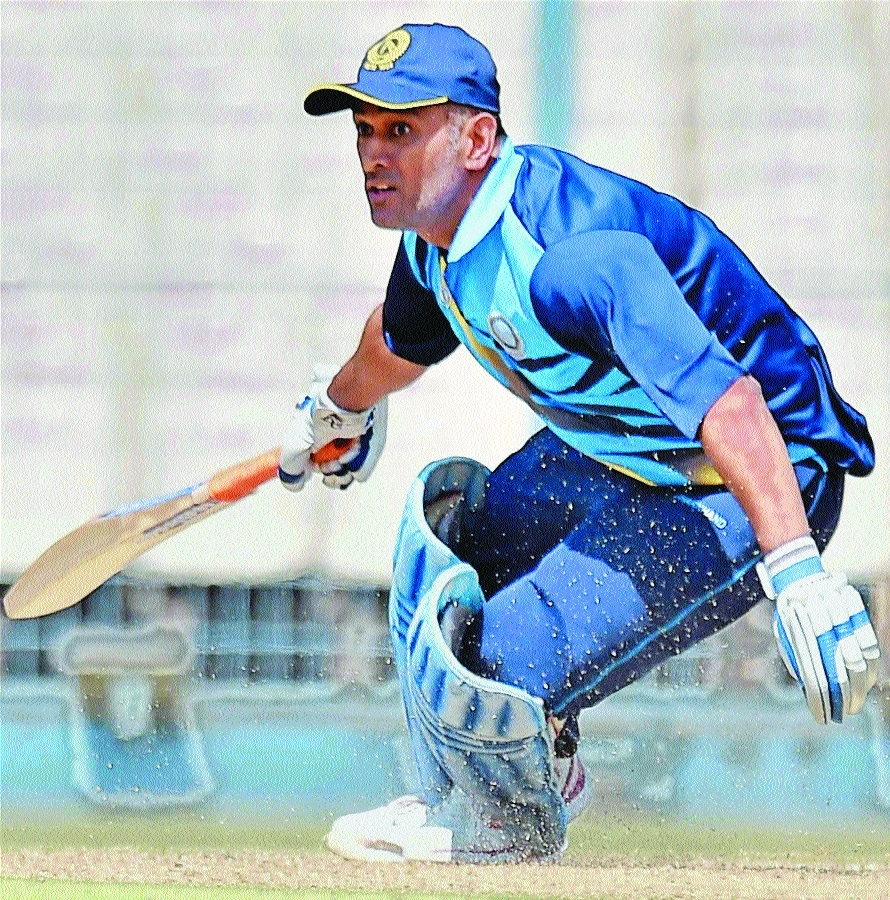 Dhoni ton inspires Jharkhand win against Chhattisgarh
