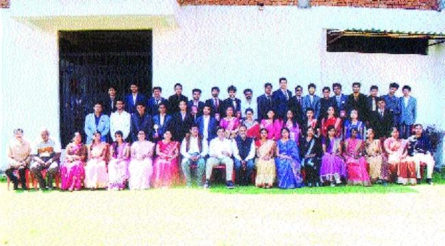 Shri Balaji Public School accords rousing farewell party to class XII students