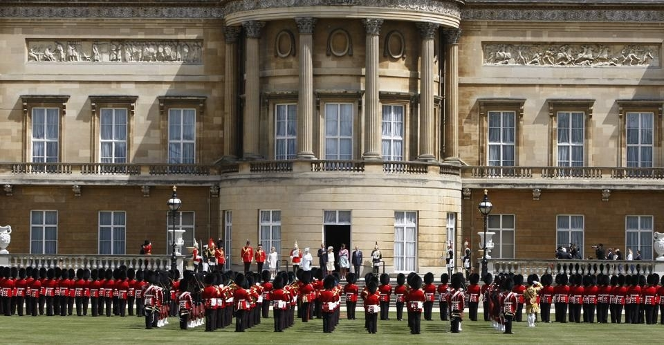 Buckingham Palace set for Indian flavours