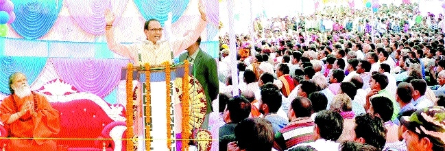 Every poor family in State to have pucca house: Chouhan