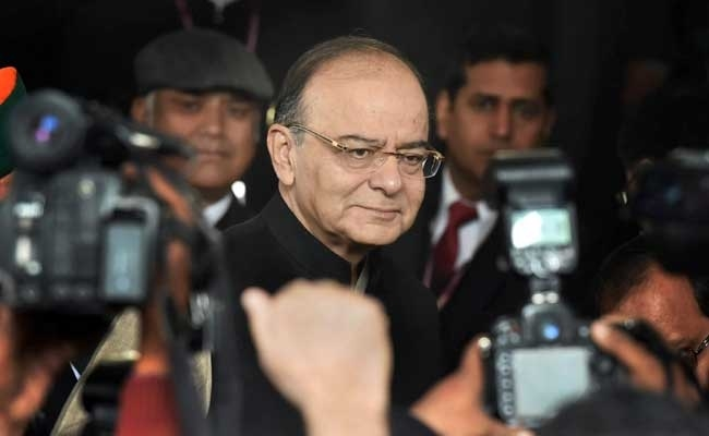 Jaitley discusses overstaying of 'certain individuals' with UK counterpart