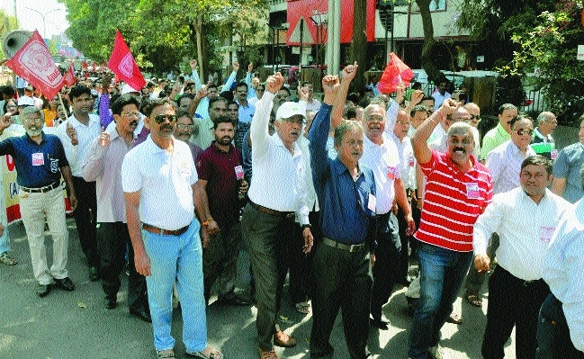 Banking operations hit as employees participate in all-India strike
