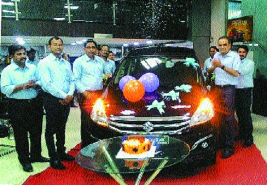 Maruti Suzuki Arya Cars launches Ertiga Limited Edition with new features