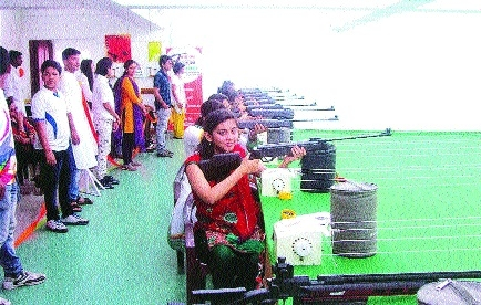 GFG to hold Rifle Shooting C'ship on International Women's Day