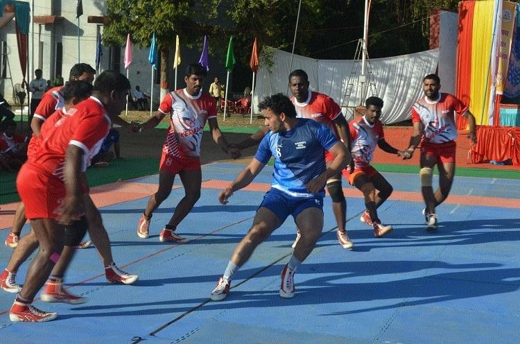 AP, Haryana, Karnataka, Rajasthan enter semis