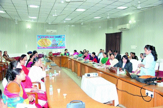 Workshop on One Stop Centre concludes