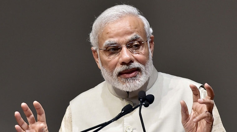 Modi suggests facelift for Somnath temple