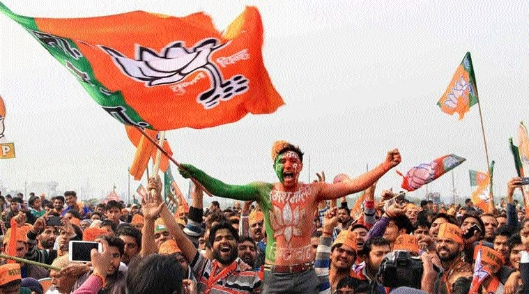 Big win for BJP in UP, U'khand, Goa, Manipur; Cong may return in Punjab, predict exit polls