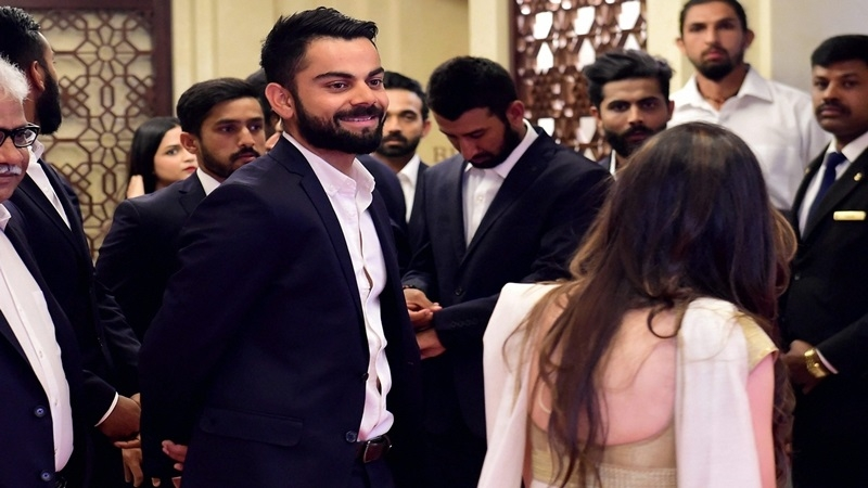 I always wanted to be the best in the world, says Virat