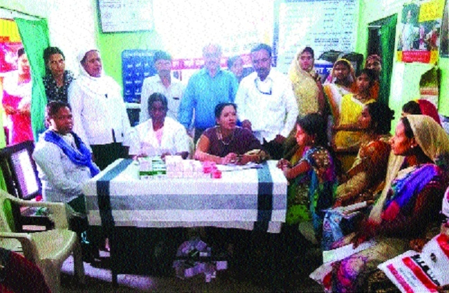 Over 72 pregnant women examined at Ghamapur urban health centre