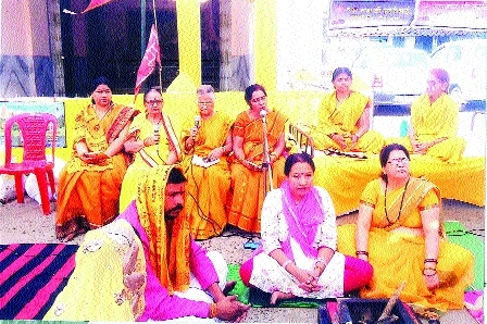 Five Kundiya Mahayagya performed on Women's Day