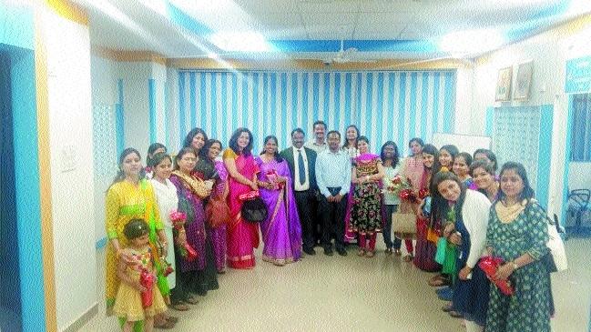 Canara Bank celebrates Intl Women's Day