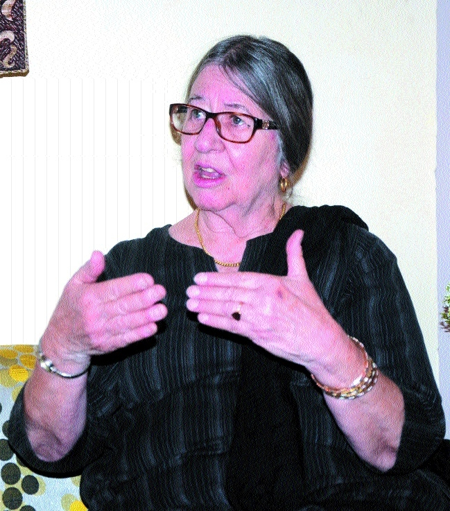 Indians are accepted in US, says Kiki Skagen Munshi