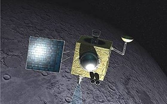 Lost Chandrayaan-1 found orbiting Moon