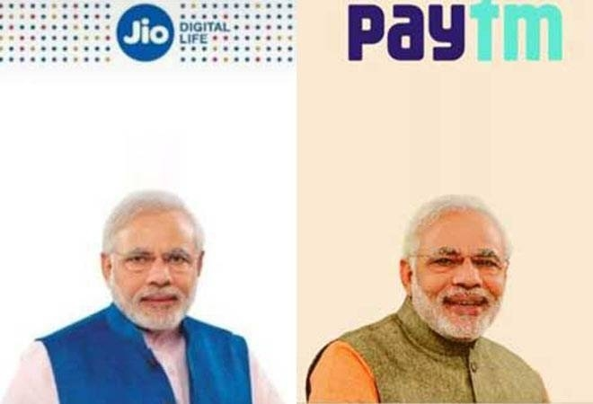 Paytm, Reliance Jio apologised for PM's picture in advertisement