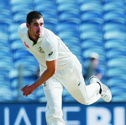 Body blow for Australia as pacer Starc ruled out